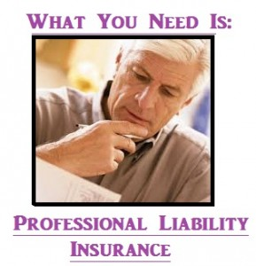 Prodessional Liability Insurance